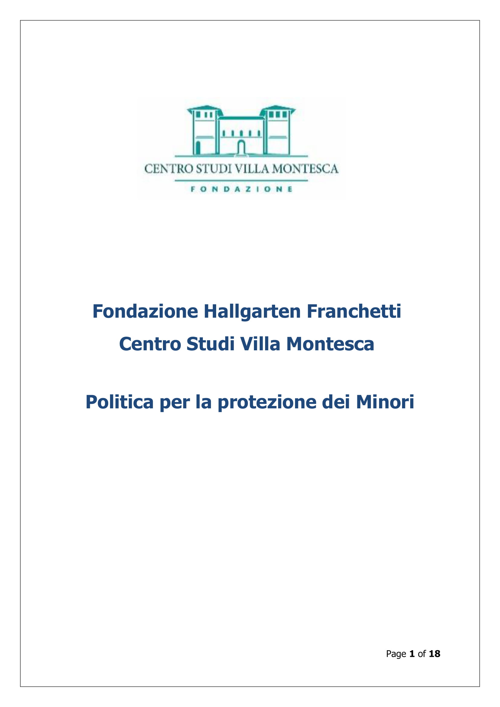 FVM_Child_Protection_Policy_IT_pag01